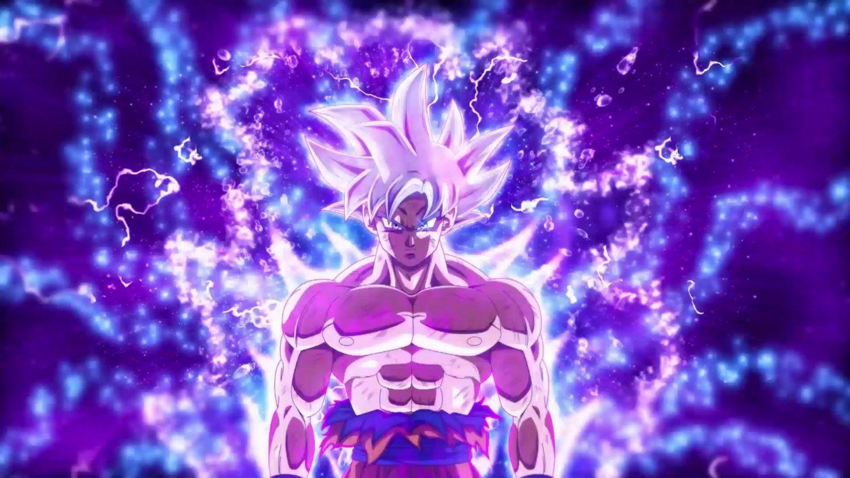 Goku Ultra Instinct Dragonball Live Wallpaper - WallpaperWaifu