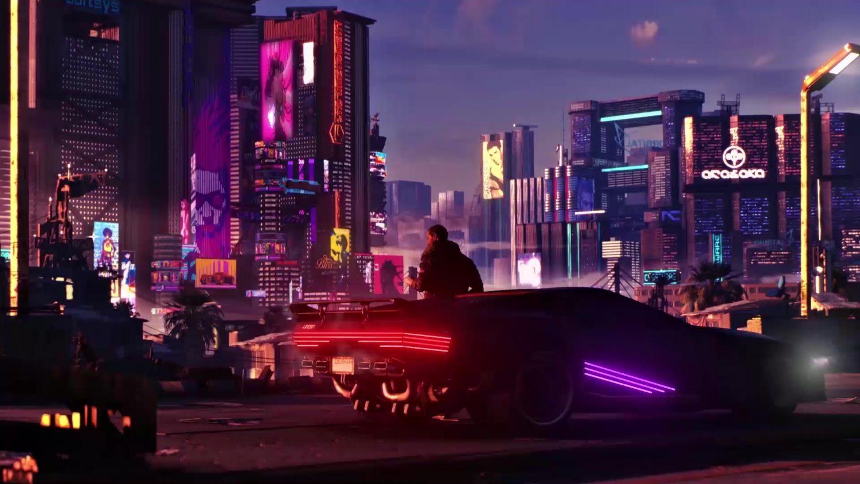 Cyberpunk 2077 Quadra Car Live Wallpaper - WallpaperWaifu