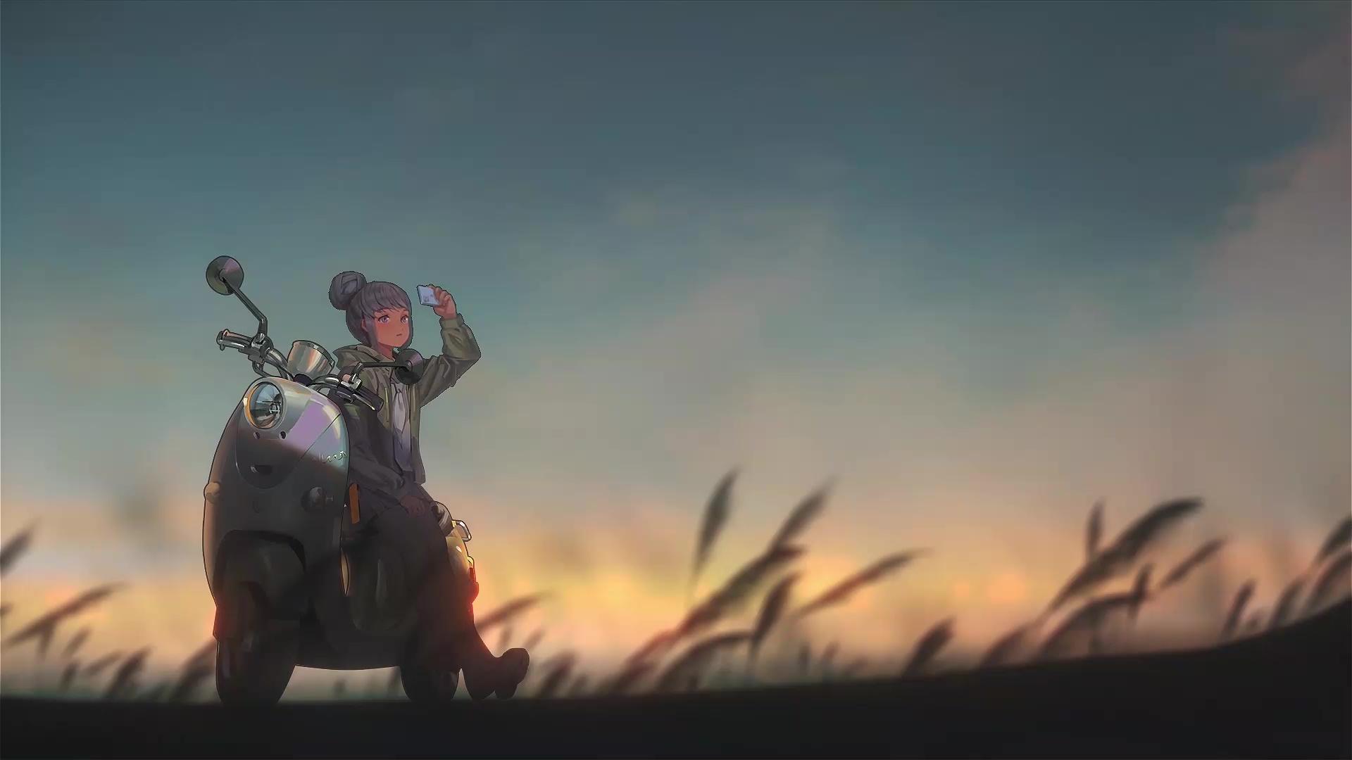 28+ Shima Rin Wallpaper Background