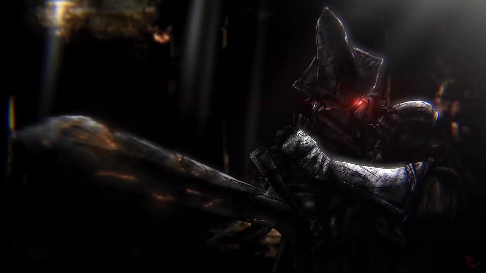Dark Souls 3 Abyss Watcher Live Wallpaper Wallpaperwaifu